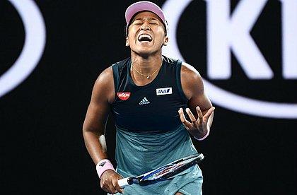 Japonesa Naomi Osaka vibra com classificação à final