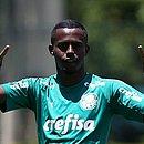 Carlos Eduardo está no Palmeiras
