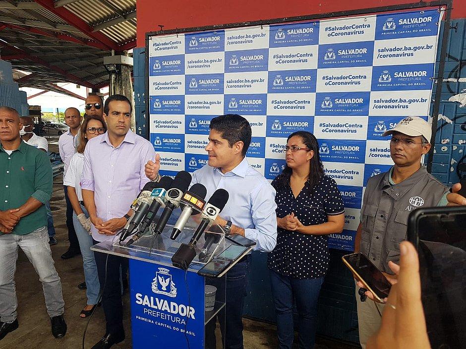 Prefeitura de Salvador prorroga suspensão de aulas por mais 15 dias