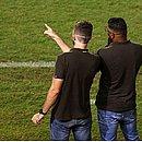 Para Roger, Bahia não conseguiu executar ideia de jogo diante do Ceará
