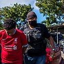 Suspeito foi preso quarta-feira (30) pela polícia