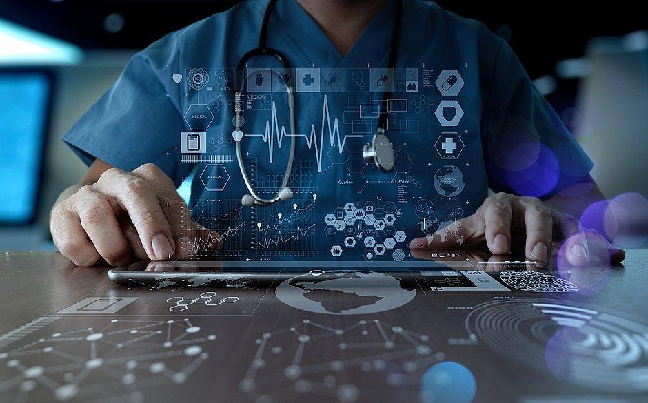 A conectividade na área da saúde permite que o processo de gestão hospitalar gere dados mais precisos sobre os pacientes