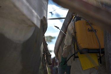 A Operação Dengue 2021 será realizada nos 12 distritos sanitários da cidade e nos 170 bairros de Salvador.