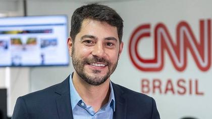 Após demissão, Evaristo Costa volta a criticar CNN: 'que nunca mais se dirijam a mim'