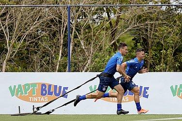Arthur Rezende e Alesson jogaram a Série B por Guarani e Paraná respectivamente