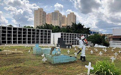 Cemitérios municipais suspendem programação especial para o Dia de Finados