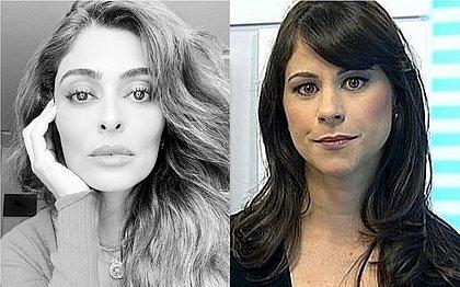 Juliana Paes sai em apoio a Jéssica Senra: 'Coragem, ousadia e inteligência'