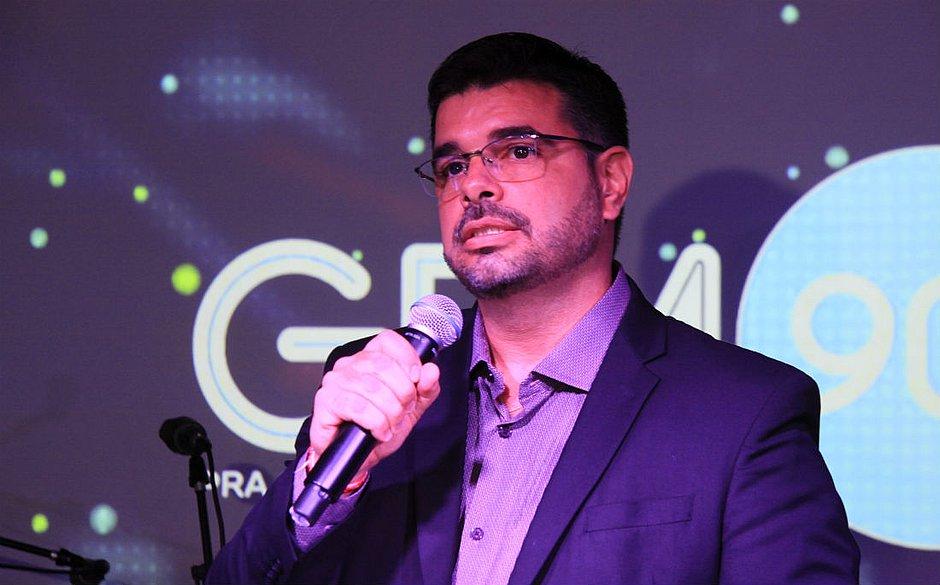 Luís Moreira é gerente do segmento de entretenimento da Rede Bahia