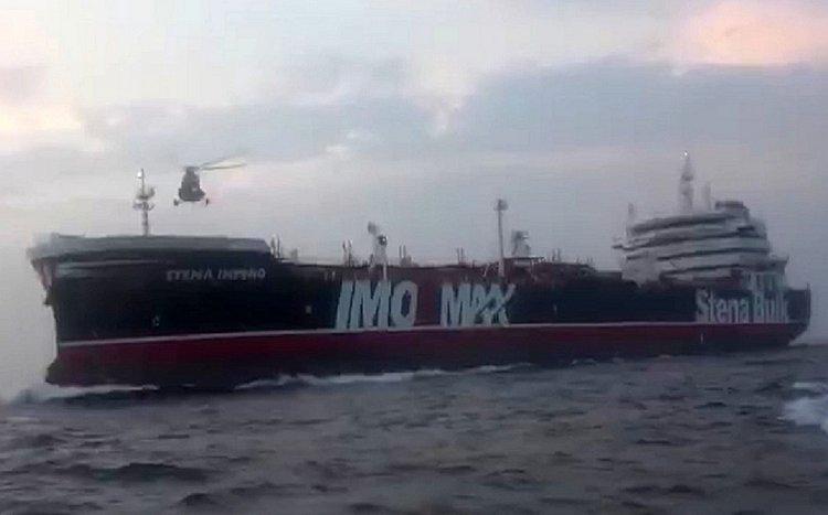 Conselho Guardião do Irã diz que apreensão de navio britânico é ato recíproco