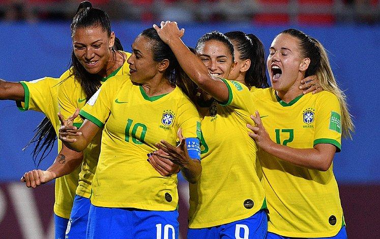 brasil x frança