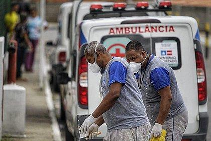 Idoso morto por coronavírus em Salvador fez tratamento com cloroquina