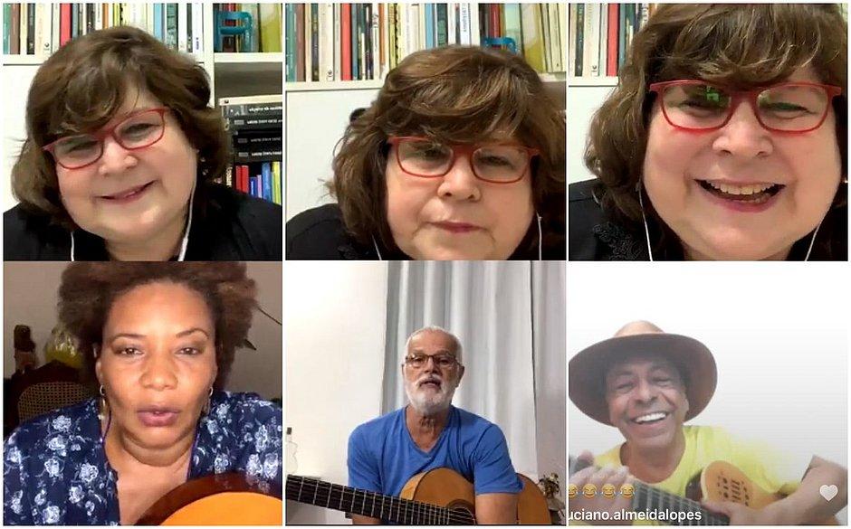 'Ele sempre será atual': Com música e poesia, Sarau homenageia Jorge Portugal