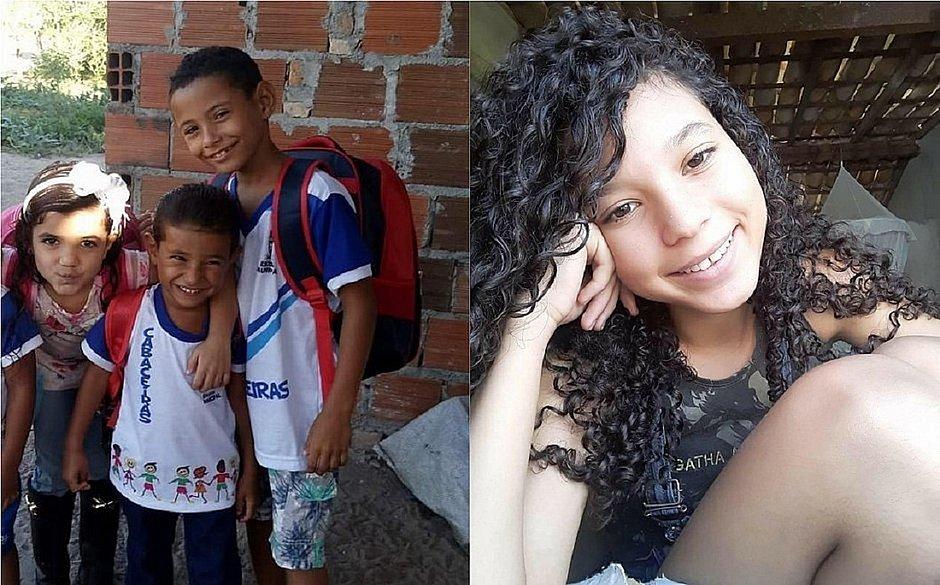 Crianças saíram de barco com um familiar e um amigo na quarta-feira (01). Buscas pelos desaparecidos duraram cinco dias