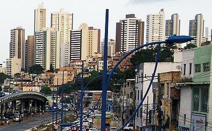 Seis em cada dez bairros de Salvador têm qualidade urbana que vai de regular a ruim