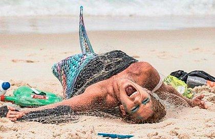 Atriz Isabella Santoni é modelo e colaboradora do projeto