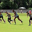 Jogadores do Vitória se reapresentam e treinam na Toca do Leão