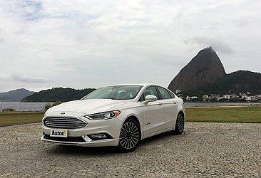 A Ford resolveu focar em SUVs e deixou de importar o Fusion