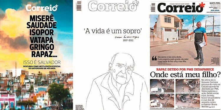 CORREIO revoluciona o Jornalismo na Bahia e ganha o mundo