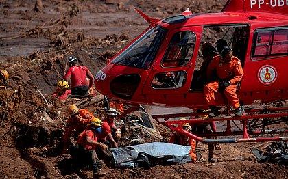 Sobe para 84 o número de mortos em Brumadinho; 42 foram identificados