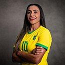 Treinadora da seleção feminina, Pia projeta Marta nos próximos desafios