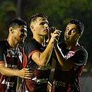 Léo Ceará, Vico e Alisson Farias começaram em campo juntos três vezes nesta temporada