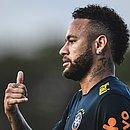 Neymar defenderá a seleção brasileira no amistoso contra Senegal