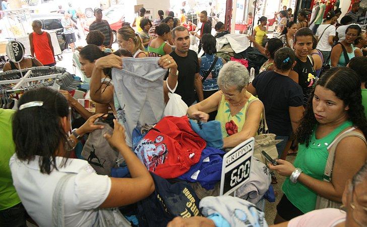 Varejo espera contratar 3,5 mil pessoas no Verão, em Salvador