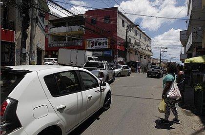 Pernambués é o bairro que teve mais pessoas infectadas pelo coronavírus