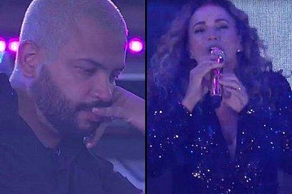 BBB21: criticado por ignorar show de Daniela Mercury, Projota aumenta rejeição