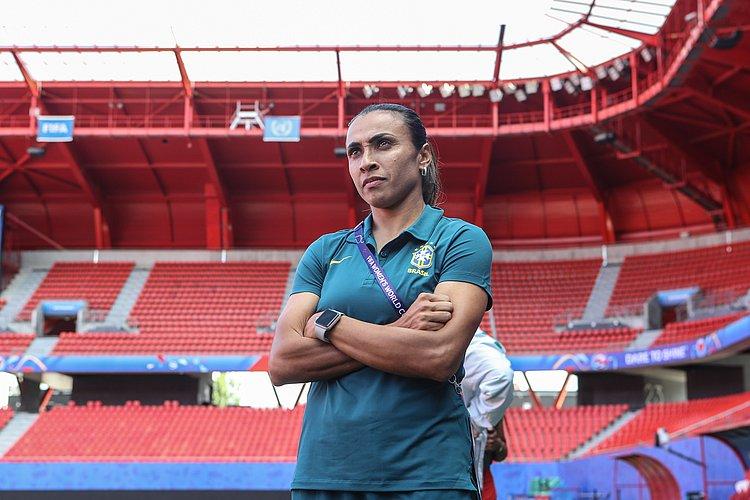 Brasil aguarda final da fase de grupos para conhecer adversária