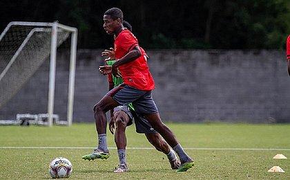Ruan Nascimento sobre ida para o Atlético-MG: 'Fui pego de surpresa'