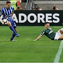 Palmeiras acorda no segundo tempo e vence o Godoy Cruz na Libertadores