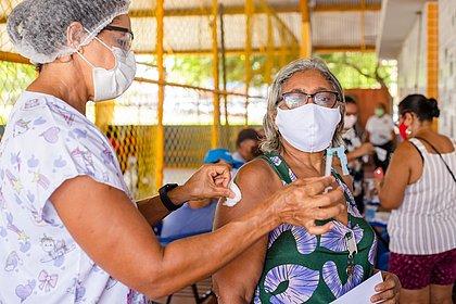 Vacinômetro: Bahia tem quase 3 milhões de vacinados; Mais de 1,3 mi com 2ª dose