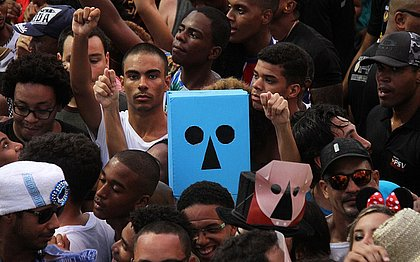 Cenas de Carnaval: BaianaSystem