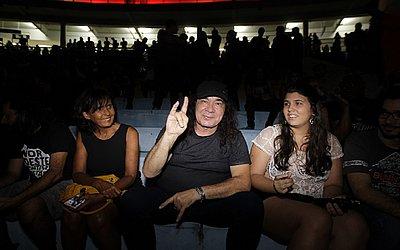 O forrozeiro Zelito Miranda, confessa: tem alma de roqueiro