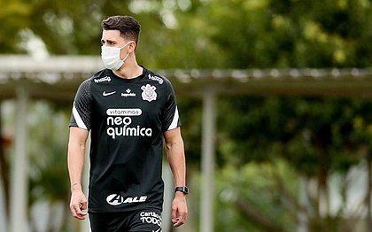 Danilo Avelar foi dispensado pelo Corinthians