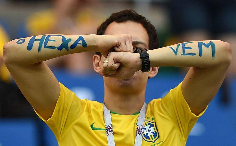 Que tipo de torcedor é você na Copa do Mundo?