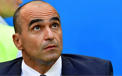 Treinador da Bélgica comemorou conquista inédita na Copa do Mundo da Rússia