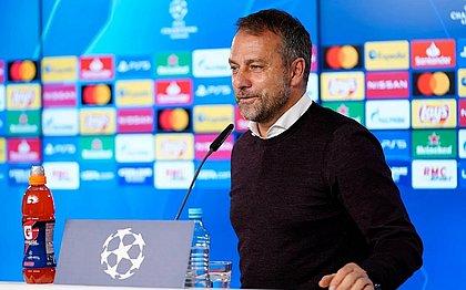 Hans-Dieter Flick, técnico do Bayern de Munique