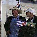 Em novembro do ano passado, médicos cubanos que atuavam no Mais Médicos, em todo Brasil, começaram a embarcar de volta ao país de origem