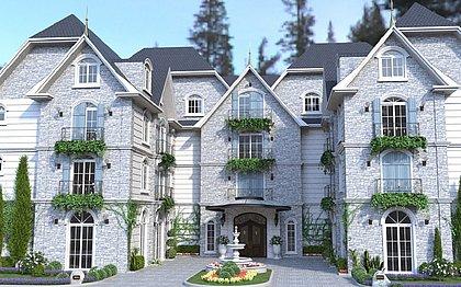 O Hotel Colline De France contará com 34 unidades e cinco categorias