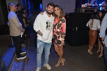 João Lucas e Luiza Hermeto