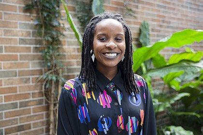 'Dá pra fazer o que a gente acredita com estratégia', diz Monique Evelle