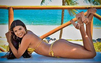 Kauana Teixeira, 19 anos, 1,73 m