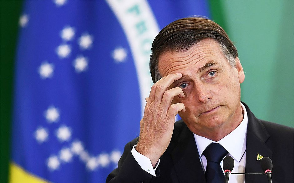 Planalto: Bolsonaro retirou lesões causadas por exposição ao sol