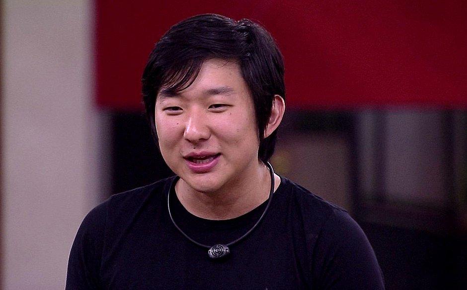 BBB 20: Pyong é o novo anjo e sonha em conhecer filho recém-nascido