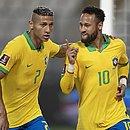 Richarlison e Neymar estão entre os convocados para enfrentar a Venezuela e o Uruguai