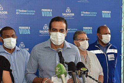 Bruno Reis diz que 'tendência' é Salvador não ter Carnaval em julho