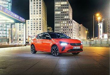 A nova geração do Corsa é oferecida pela Opel no mercado chileno
