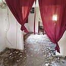 Casa de morador do distrito de Corta Mão, na cidade de Amargosa